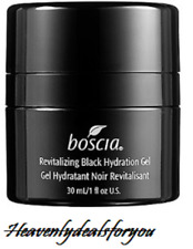 NIB sealed Boscia Revitalizing Black Hydration Gel 1 oz/30 ml FREE SHIPPING