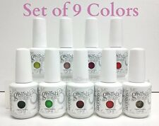 Harmony Gelish Soak-Off - SET OF ANY 9 COLORS x 0.5oz