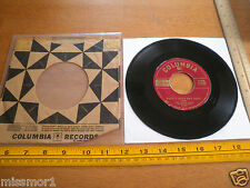 1956 The Four Lads COLUMBIA 45 Record 40788 VG+ Mary's Little Boy Child
