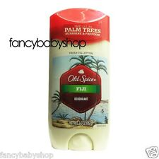 Old Spice Fresh Collection Antiperspirant & Deodorant Stick, Fiji 3.8 oz (107g)