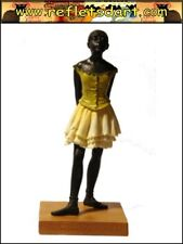EDGAR DEGAS XXL STATUE SCULPTURE ART  FOURTEEN YEAR OLD LITTLE BALLERINA DANCER