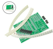 1PCS X Skill Training SMT SMD Components Practice Board Shield Kit For DIY it