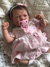 BEAUTIFUL REBORN BERENGUER BABY DOLL SPECIAL EDITION FIRST DAY  GIRL