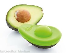 Kitchen Craft Flexible Silicone Avocado Keepers Food Storage Cover Huggers x 2