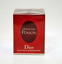 CHRISTIAN DIOR HYPNOTIC POISON EAU DE TOILETTE 50 ML SPRAY 2013 EDITION
