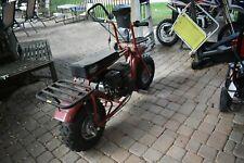 Coleman Powersports CT200U-A Trail 200CC Gas-Powered Mini Bike