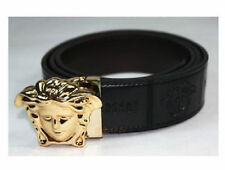 2017 new buckle avatar Medusa head generic models Leather belt Box