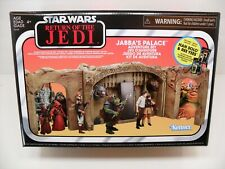 2019 Star Wars Vintage Collection ROTJ Jabba's Palace Walmart Exclusive Playset