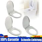 Neu Bidet WC Sitz mit integriertem Bidet Dusch/WC für Intimpflege Toilettensitz