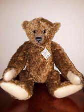 "Fabulous Ooak Michael Jordan / Michel Baren Very Large 22"" Old Style Teddy Bear"