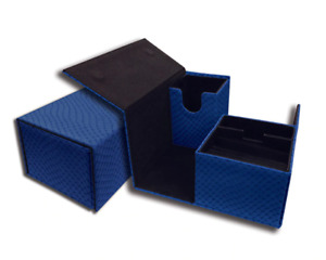 Legion MTG Deck Box Dragon Vault - Blue
