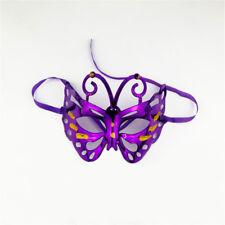 Venetian Carnival Plastic Butterfly Masks Halloween Party Masks Masquerade Masks