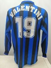 Match worn shirt Valentini Atalanta  NO Juventus Milan Torino Roma Napoli Inter
