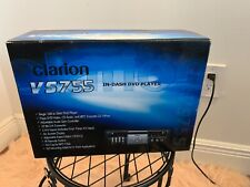 Clarion  dvd/cd Audio/MP3 Encoded Cd Raw