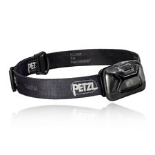 Petzl Tikkina Compact Unisex Black Water Resistant Outdoors Head Torch Headlamp