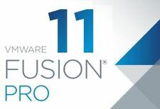 vmware Fusion 11 Pro Mac Code