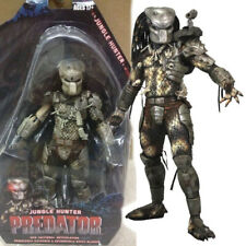 "NECA  Jungle Hunter Predator Movie 7"" Action Figure Collection -51548"
