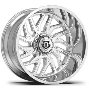 "TIS 544C 20x12 5x5.5""/5x150 -44mm Chrome Wheel Rim 20"" Inch"
