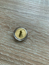 1/10 oz Unze Gold Kookaburra 2020 Jubiläumsmünze Auflage 15000 Perth Mint
