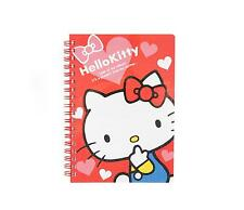 Sanrio Hello Kitty Heart Notebook