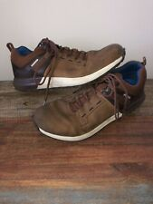 forsake range low waterproof leather hiking trail shoes mens size 12