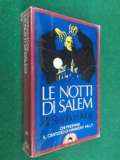 Stephen KING - LE NOTTI DI SALEM , Bompiani (1991) Libro Salem's lot