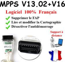 Câble Interface MPPS V13.02 Logiciel MPPS V16 - VAGCOM OBD2 OBD