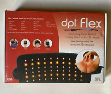 NEW!! DPL Flex Pain Relief System LED Light Therapy Wrap Pad Arthritis Pain