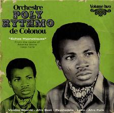 PSYCH AFROBEAT LATIN FUNK LP  Orchestre Poly-Rythmo De Cotonou Echos Hypnotiques