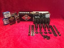 Erson Cams LS Beehive Valve Spring Set .600 Lift Chrome Moly Retainers & Locks