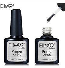 Elite99 10ml Fast Air Dry Primer UV LED Gel Base Primer No Need Of UV/LED