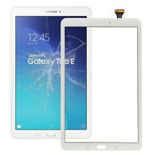 GLS VETRO+ TOUCH SCREEN per SAMSUNG GALAXY TAB E 9.6 SM-T561 LCD DISPLAY BIANCO