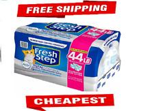 Fresh Step Total Control Scented Litter with Power of Febreze, Clumping Cat Litt