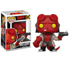 Pop! Comics: Hellboy- Hellboy #01
