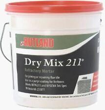 Rutland 211 Dry Mix Refractory Mortar, 10 lbs