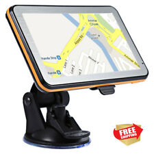 5'' Vehicle GPS Navigation TFT LCD Touch Screen Voice Guidance Multifunction Map