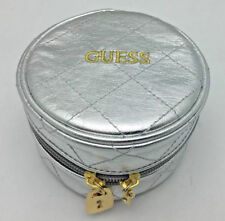 GUESS Silver Bag / Box for Watch / Jewlery(special rare holiday edition)