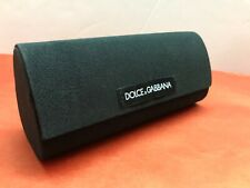 D&G designer eye glasses sunglasses spectacle case AUTHENTIC Black Pouch
