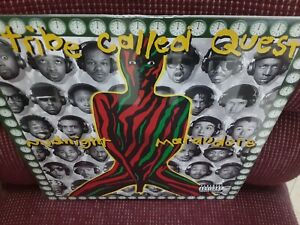 Midnight Marauders by A Tribe Called Quest (Record, 1993)