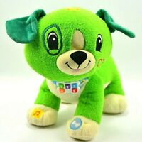 Leap Frog Read With Me Scout Plush Talking Dog Only - No Books - Tested Working