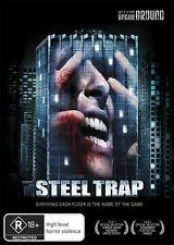 Steel Trap (DVD) - AUN0101
