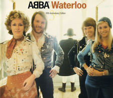 ABBA - WATERLOO [Limited 30th anniversary Edition] - CD+DVD © 2004