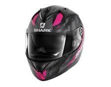 Casques roses Shark moto pour véhicule