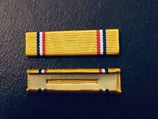 RIBBON ~ WWII / American Defense Service Medal Ribbon