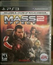 MASS EFFECT 2 (Sony PlayStation 3, 2011) NEW AND SEALED