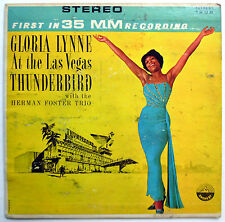 GLORIA LYNNE 45 EP At The Las Vegas Thunderbird JAZZ VOCAL Everest 1963 w4289