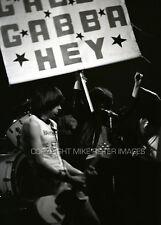 Johnny & Joey Ramone of The Ramones Original Print 1981 First Avenue Nightclub