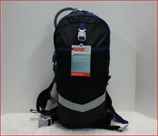 Embark Peninsula HYDRATION Backpack Pack + 2 Liter Water Reservoir - BLACK *NEW*