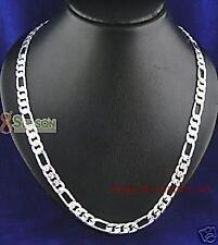 Homme ,argent 925 collier, 50cm x 8mm
