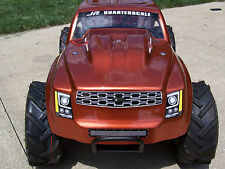R/C 1/4 Scale Monster Truck Body by. Jr Quarterscale llc